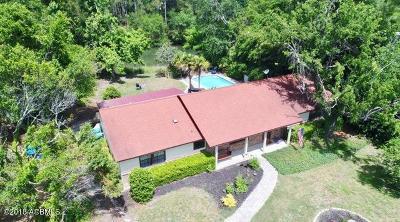 Beaufort, Beaufort Sc, Beaufot Single Family Home For Sale: 1404 Battery Creek Road