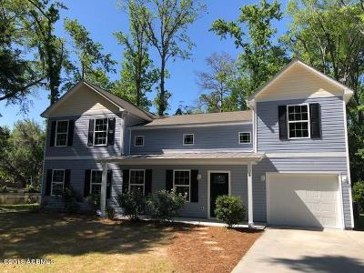 Beaufort, Beaufort Sc, Beaufot, Beufort Single Family Home For Sale: 4 Mint Farm Drive