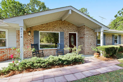 Beaufort, Beaufort Sc, Beaufot Single Family Home For Sale: 3114 Palomino Drive