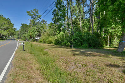 Beaufort, Beaufort Sc, Beaufot, Beufort Residential Lots & Land For Sale: 4002 Shell Point Road