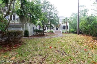 Beaufort Single Family Home For Sale: 6 Butterfield Lane