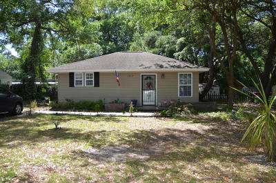 Port Royal Single Family Home Under Contract - Take Backup: 1717 Battery Park Drive