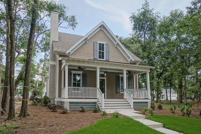 Beaufort Single Family Home For Sale: 621 Huguenin Drive