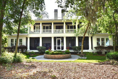 Beaufort County Single Family Home For Sale: 560 Distant Island Drive