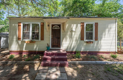 Beaufort, Beaufort Sc, Beaufot, Beufort Single Family Home For Sale: 2601 Rodgers Drive
