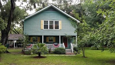 Port Royal, Port Ryal, Pt. Royal Single Family Home For Sale: 814 11th Street