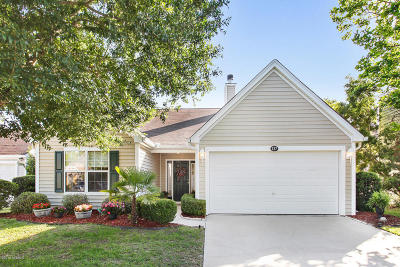 Beaufort County Single Family Home For Sale: 137 Stoney Crossing