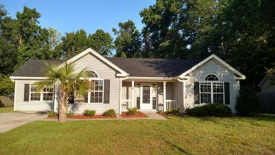 Beaufort, Beaufort Sc, Beaufot Single Family Home For Sale: 22 Southern Magnolia Drive