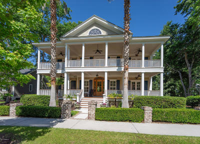 Beaufort Single Family Home For Sale: 54 James Habersham Boulevard