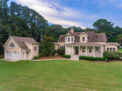 Beaufort, Beaufort Sc, Beaufot Single Family Home For Sale: 11 Belle Isle Farms