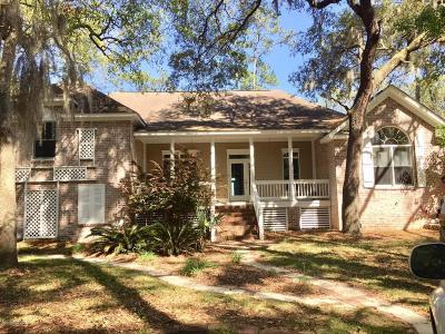 Beaufort, Beaufort Sc, Beaufot Single Family Home For Sale: 73 Grand Oaks Way