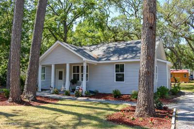 Beaufort, Beaufort Sc, Beaufot Single Family Home For Sale: 3015 Dogwood Street