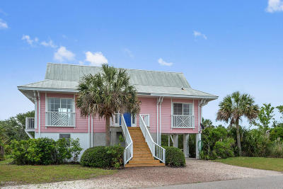 Harbor Island Single Family Home For Sale: 96 Harbour Key Drive