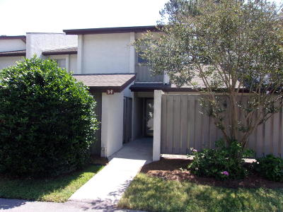 Beaufort SC Condo/Townhouse For Sale: $135,000