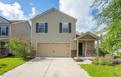 Beaufort, Beaufort Sc, Beaufot Single Family Home For Sale: 2106 Sunfish Court