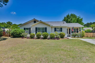 Beaufort, Beaufort Sc, Beaufot Single Family Home For Sale: 87 Blacksmith Circle