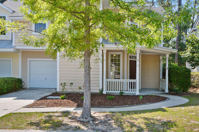 Beaufort County Condo/Townhouse For Sale: 25 Bluehaw Court