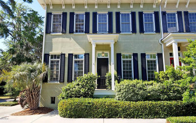 Beaufort County Condo/Townhouse For Sale: 12 Le Chene Circle
