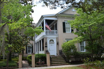 Beaufort Single Family Home For Sale: 15 Prescient Avenue