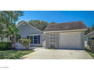 Beaufort County Single Family Home For Sale: 121 Harvest Circle
