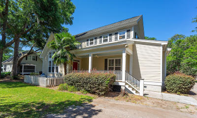 Beaufort County Single Family Home Under Contract - Take Backup: 23 Crows Nest Avenue