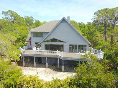 Fripp Island SC Single Family Home For Sale: $699,000