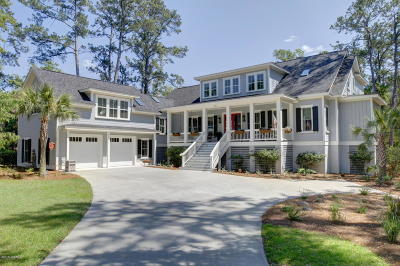 Beaufort County Single Family Home For Sale: 32 Timber Trail