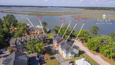 Beaufort County Condo/Townhouse For Sale: 66 Battery Creek Club Drive