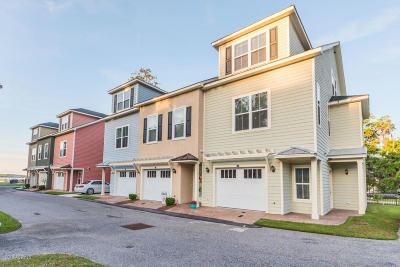 Beaufort County Condo/Townhouse For Sale: 74 Battery Creek Club Drive