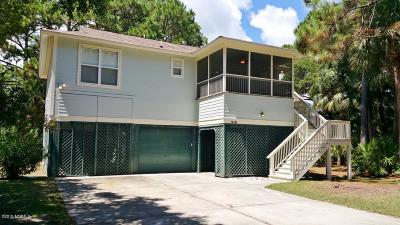 Fripp Island SC Single Family Home For Sale: $325,000