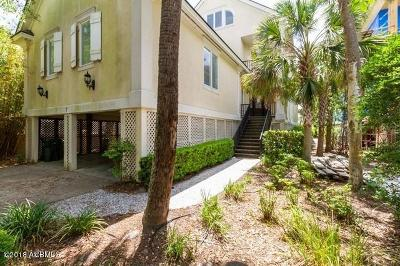 Beaufort County Single Family Home For Sale: 7 Wanderer Lane