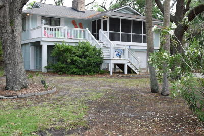 Beaufort County Single Family Home For Sale: 379 Wahoo Drive