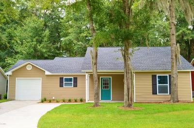Beaufort County Single Family Home For Sale: 9 Brindlewood Drive
