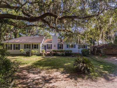 Beaufort Single Family Home For Sale: 15 Inwood Plantation Drive