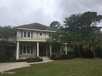 Beaufort County Single Family Home For Sale: 3 Stevens Court