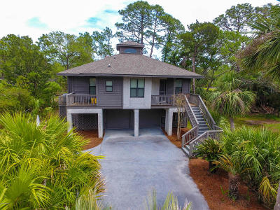 Fripp Island Single Family Home For Sale: 275 Deer Lake Drive