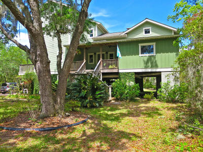 Beaufort, Beaufort Sc, Beaufot, Beufort Single Family Home For Sale: 1304 Battery Creek Road