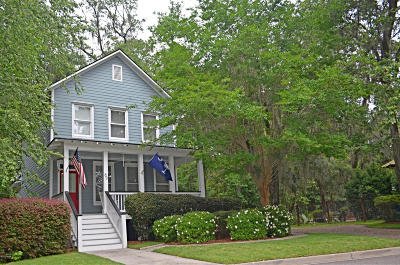 Beaufort, Beaufort Sc, Beaufot, Beufort Single Family Home For Sale: 89 Bostick Circle