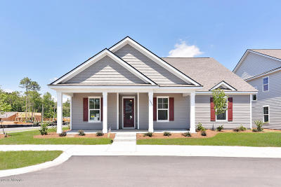 Beaufort, Beaufort Sc, Beaufot Single Family Home For Sale: 3740 Sage Drive