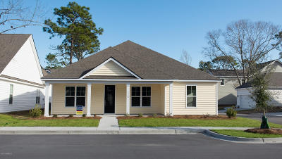 Beaufort, Beaufort Sc, Beaufot Single Family Home For Sale: 3730 Sage Drive