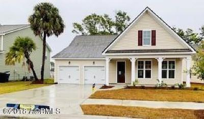 Beaufort, Beaufort Sc, Beaufot, Beufort Single Family Home For Sale: 4135 Sage Drive