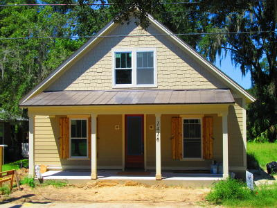 Beaufort, Beaufort Sc, Beaufot Single Family Home For Sale: 1416 Pigeon Point Road