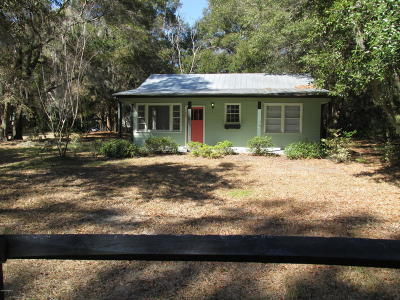 Beaufort SC Single Family Home Sold: $160,000