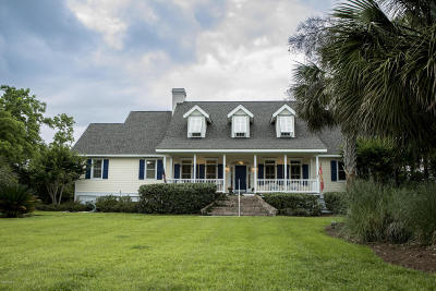 Beaufort Single Family Home For Sale: 115 Dolphin Point Drive