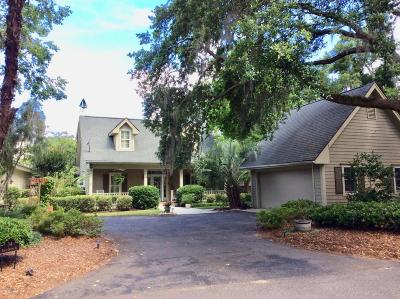 Beaufort County Single Family Home For Sale: 34 S Boone Road