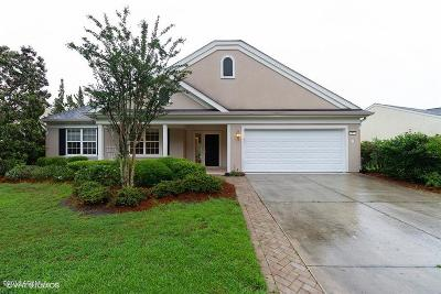 Bluffton Single Family Home For Sale: 31 Redtail Drive