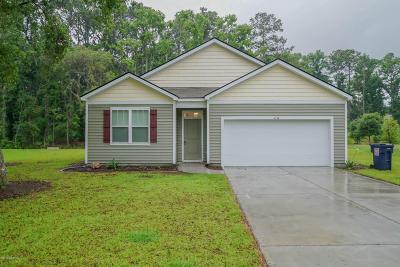 Beaufort County Single Family Home For Sale: 4914 Tidalwalk Lane