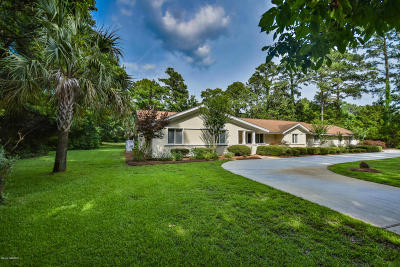 Beaufort County Single Family Home For Sale: 103 Francis Marion Circle