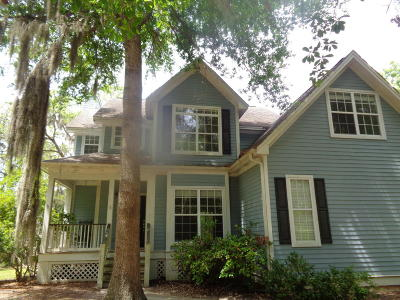 Cat Island Single Family Home For Sale: 8 Fiddler Pond Loop