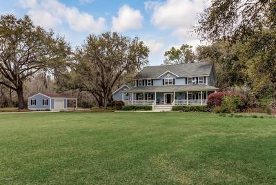 Ridgeland Single Family Home For Sale: 2671 Glover Road